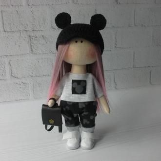 Текстильная кукла Микки Маус