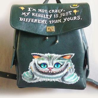 """Женская сумка """"Чеширский кот"""""""