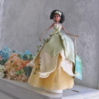 Интерьерная кукла принцесса Тиана