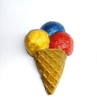 Мыло мороженое