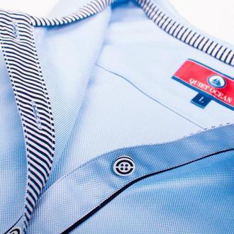 """Авторская рубашка в морском стиле  """"The Bow"""""""