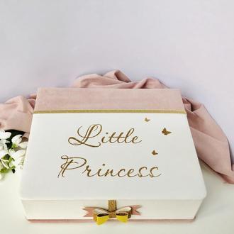 Мамины сокровища для маленькой принцессы