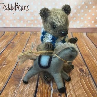 Медведь тедди Фабьен