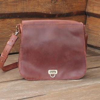 Повседневная женская сумка, кожаная сумка