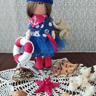 кукла текстильна