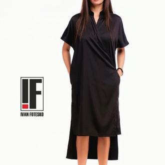 Платье-кимано/запах арт.2635