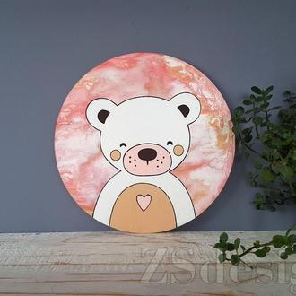 Настенный декор в детскую - Картина в дитячу кімнату