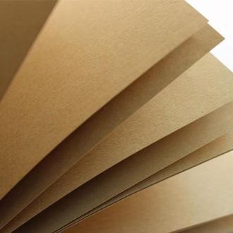 Крафт бумага А5. В упаковке 100 листов.