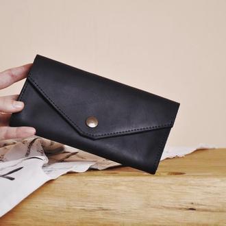 Кожаный кошелек Эбигейл