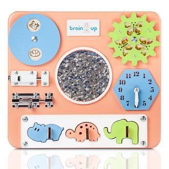 Бизиборд Бізіборд зазвивающая доска игрушка детская игрушка