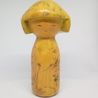 японская кукла кокеши Мики