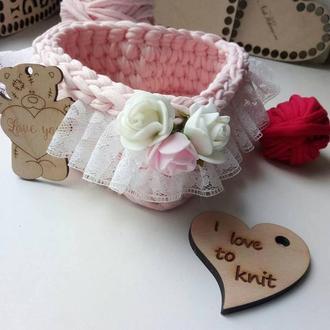 шкатулка в форме сердечка