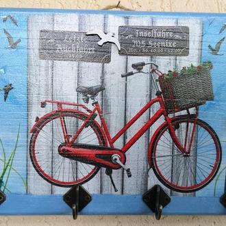 Ключница Велосипед