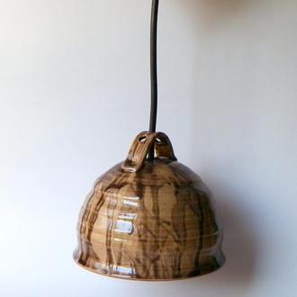 Абажур керамічний