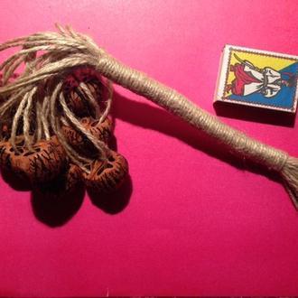 Погремушка Rattle из натуральных материалов