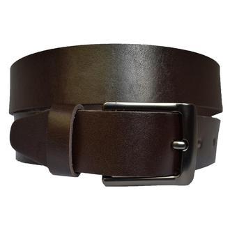 Browny2 коричневый кожаный мужской ремень