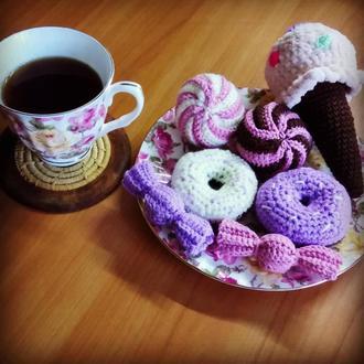 Набор сладостей для игры