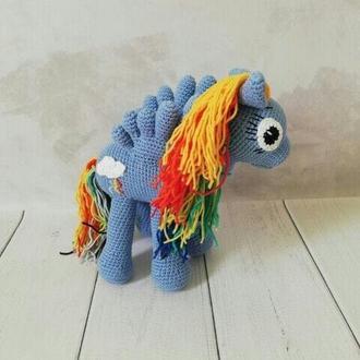 Поні Rainbow Dash