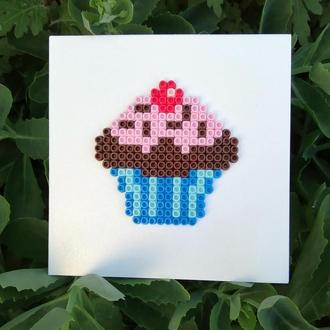 "Открытка ""Cupcake"""