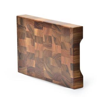 Торцевая разделочная доска Natur Wood ( 300 x 200 x 40 мм)