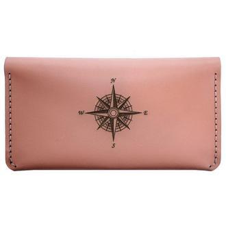 Женское портмоне T-Case — розовый
