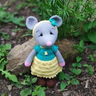 Игрушка  «Мышка Стася»