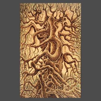 Картина Дерево старейшина