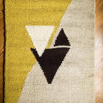 Вовняний килим