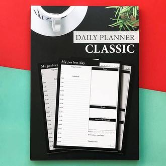 Ежедневник с отрывными листами Daily My perfect day Классик