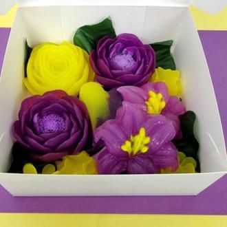 Набор мыла «Цветочное Лето»