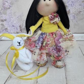 Кукла текстильная Принцесса