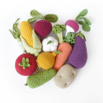 Игрушки в виде еды