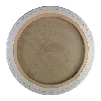 Холст на подрамнике Dominatore круглый хлопок акриловый грунт 30 см