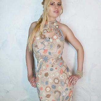 Коктейльное платье Саванна