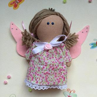 """Текстильна лялька """"Я - Щастя"""""""
