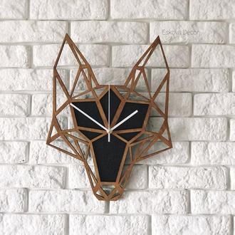 "Часы настенные ""Fox"" LOFT"