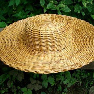 """Летняя шляпа """"Чумака"""""""