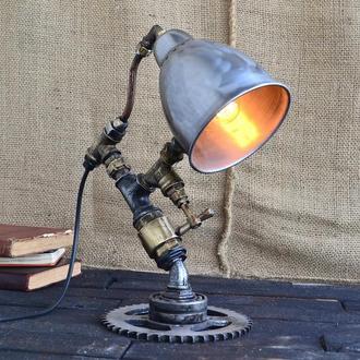 """Настольная лампа """"Щекотание"""""""