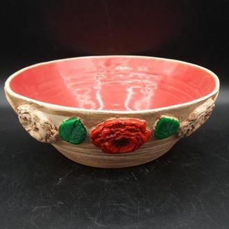 миска керамическая