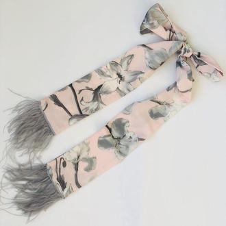 Твилли, шарфик-галстук, шарф-лента My Scarf