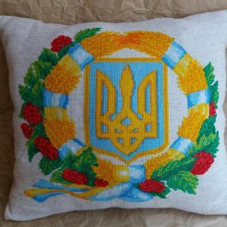 Декоративна подушка ′Патріотична′