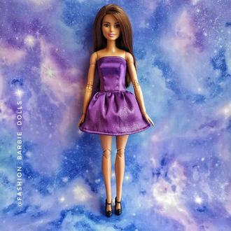Одежда для Барби. Платье