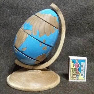 Яйце-Земля