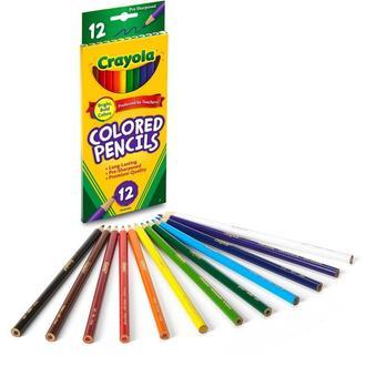 Цветные карандаши Crayola 12 шт