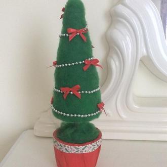 Топіарій ′Ялиночка святкова′ (декоративная елка)