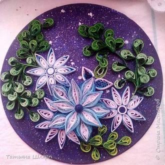 Картина Ночные цветы