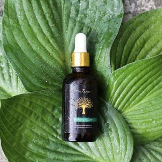 Масло (комплекс масел) для роста и восстановления сухих волос