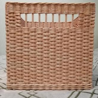 Плетёная корзина
