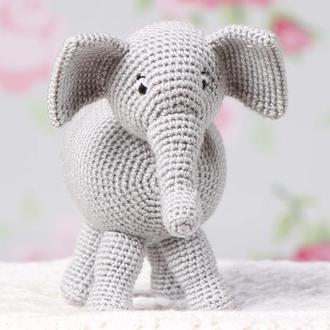 Слоник серый