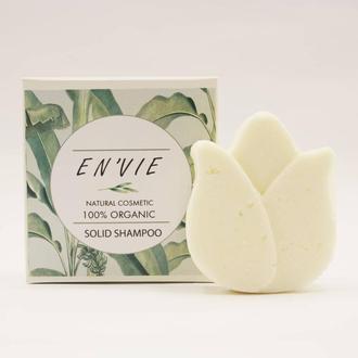 """Твердый шампунь для жирных волос Envie Cosmetic """"Curly Hair"""" (80 г.)"""